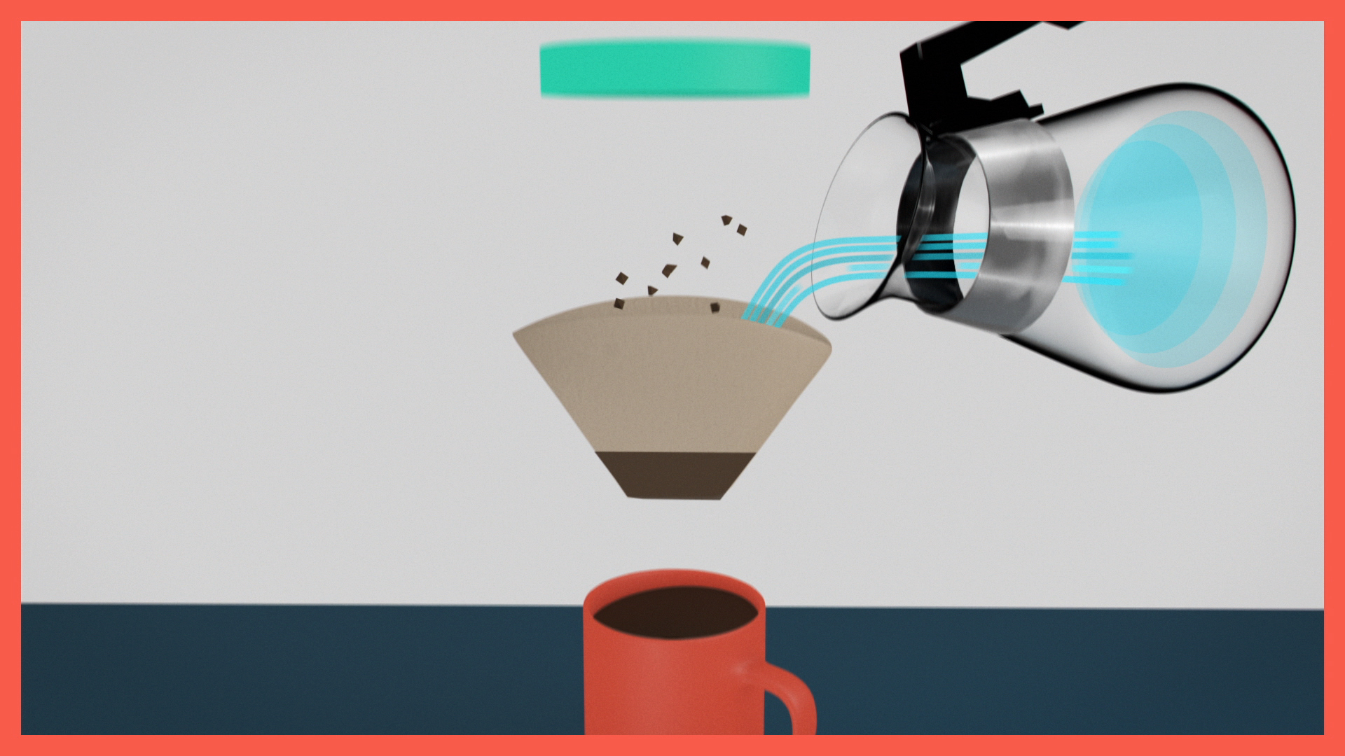 Wired — What\'s Inside Coffee - Motion Design/Direction by Steffen ...
